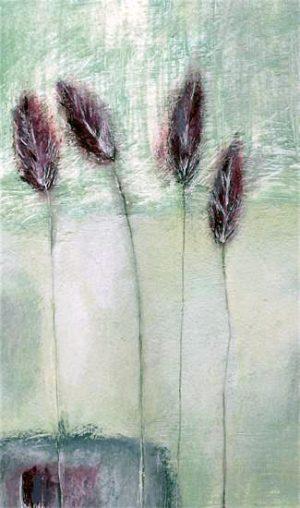 Delicate Grasses