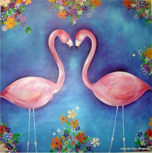Flamingo Lovers