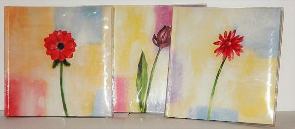 Flower Photo Albums