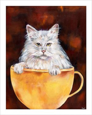 Storm in a Tea Cup 'Limited Edition Print'