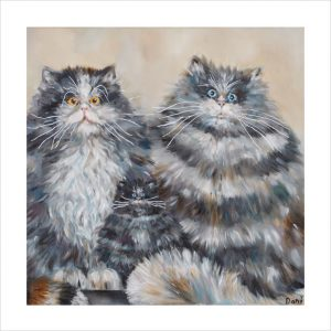 The Furmily 'Limited Edition Print'