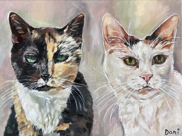 Tsarina & Tabitha